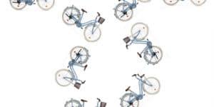 Parcours vélo